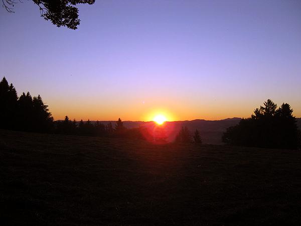 Sommersonnenwende - Die Sek eine ganze Nacht lang unterwegs
