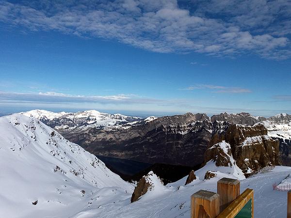 Sekundarstufe Skilager 2017